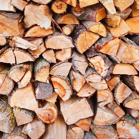 Earnshaws Air Dried Hardwood