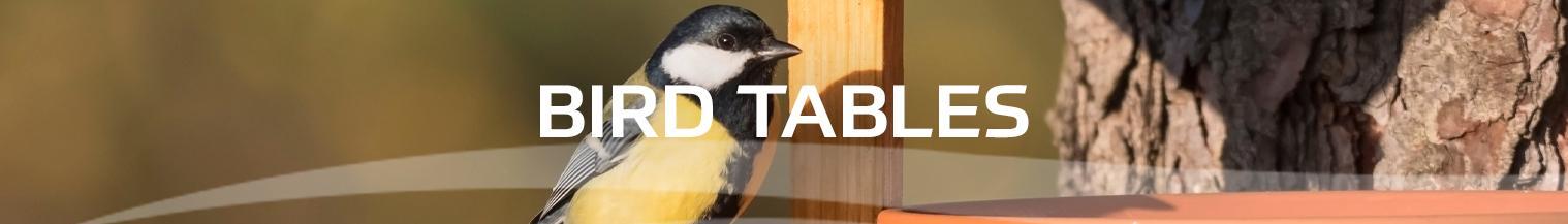 Earnshaws Birdtables