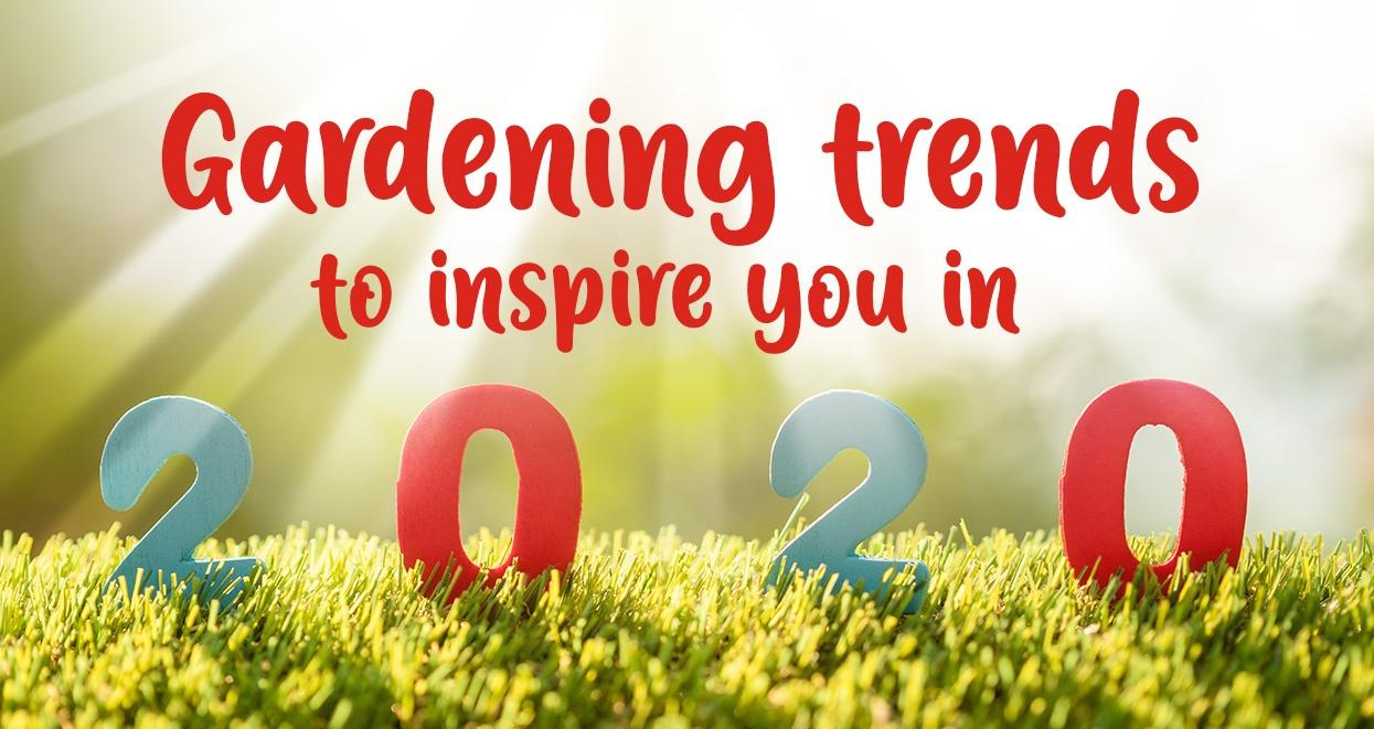 gardening trends of 2020 earnshaws