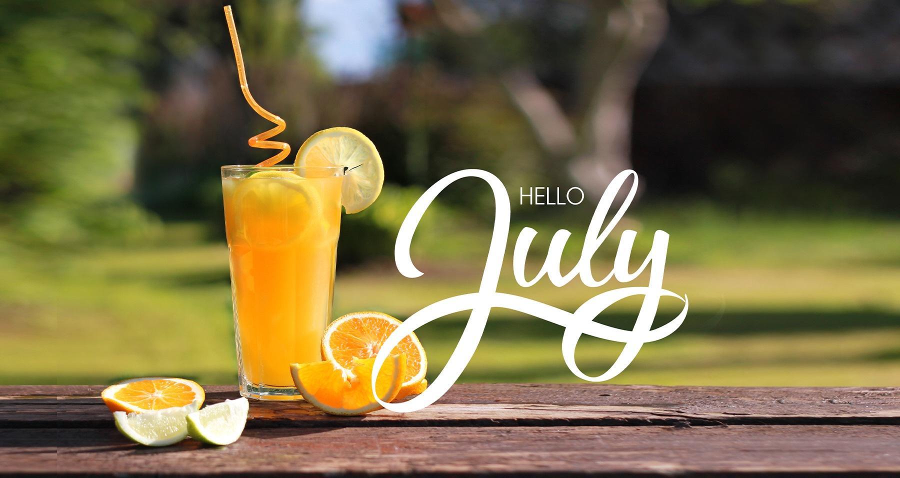 July In Your Garden