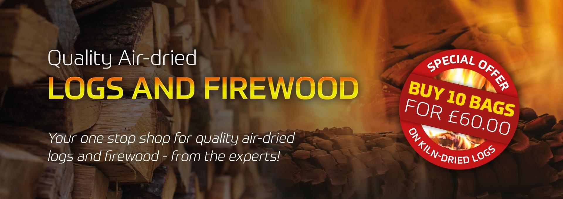 Earnshaws Firewood