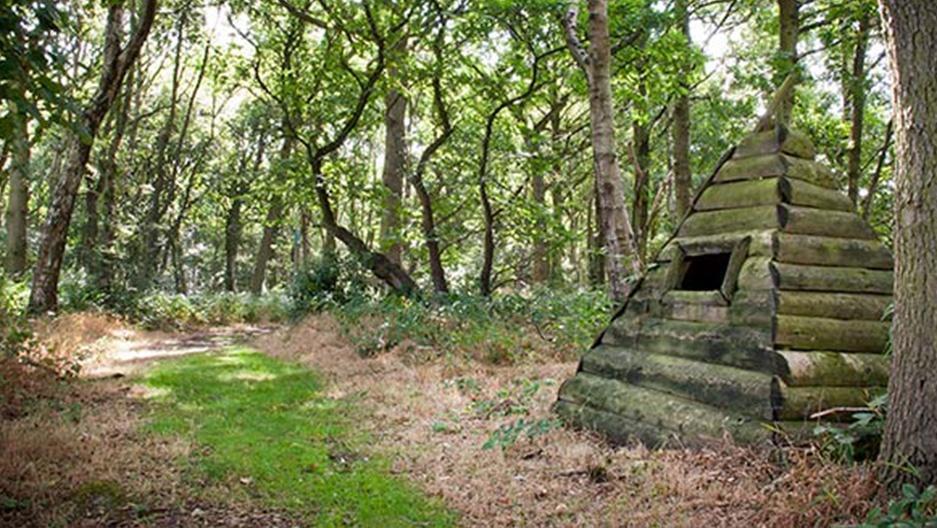 The Nature Trail at Midgley - Earnshaws