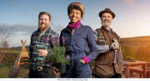 The Great Garden Revolution on Channel 4