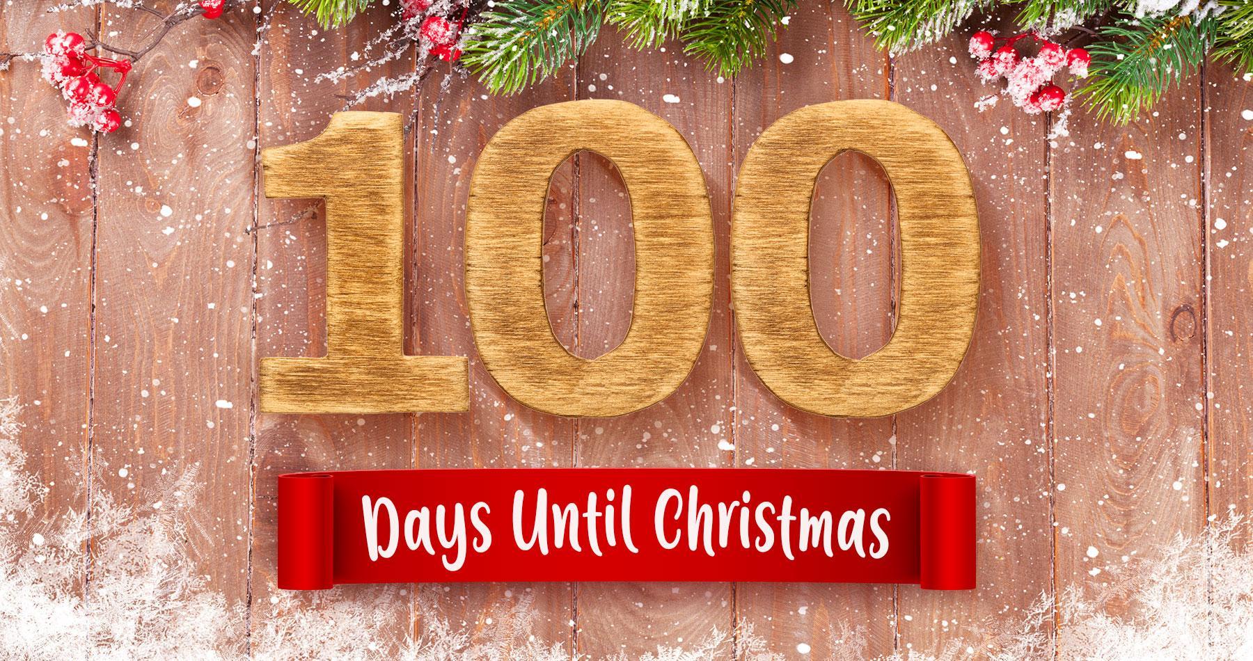 Earnshaws 100 Days Til Christmas Countdown