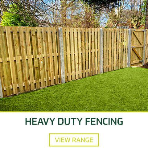 Heavy Duty Fencing - Earnshaws Fencing Centres